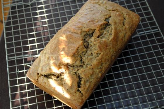 Walnut-Rosemary Oat Bread