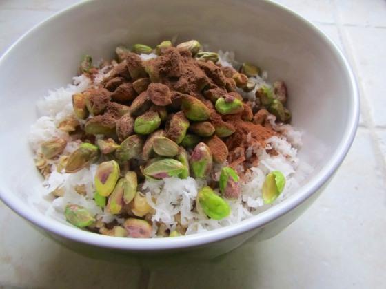 (Coco)nut mixture