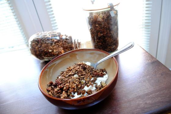 jars and bowl