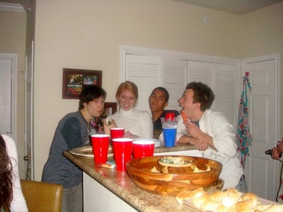 Pizza Party, 2008