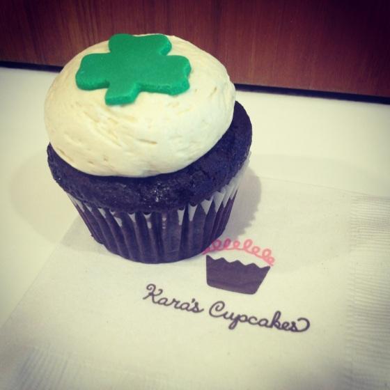 Bailey's Cupcake