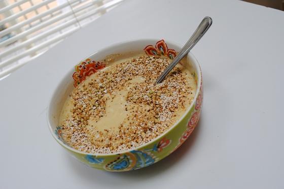 Maca Mango Smoothie