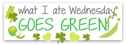 WIAW GOES GREEN